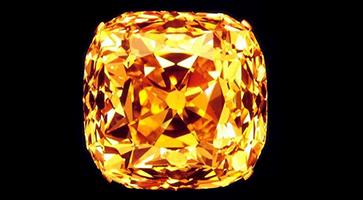 Der Tiffany Diamant: berühmter gelber Diamant