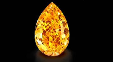 The Orange Diamond: berühmte orange Diamanten