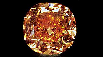 Der Pumpkin Diamond: berühmte orange Diamanten