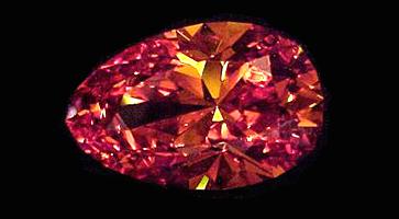 The Great Chrysanthemum: berühmter brauner Diamant