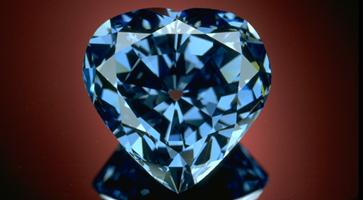 The Blue Heart: Berühmte blaue Diamanten