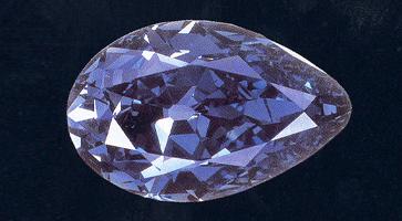 The Tereschenko Diamond: Berühmte blaue Diamanten
