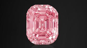 Der Graff Pink: Berühmte pinke Diamanten