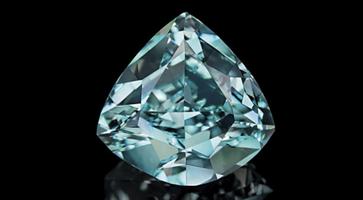 Der Ocean Dream: berühmter grüner Diamant