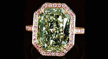 Berühmte chamäleon Diamanten: Der größte Chamäleon Diamant