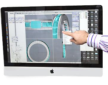 3D Entwurf bei der Schmuckherstellung