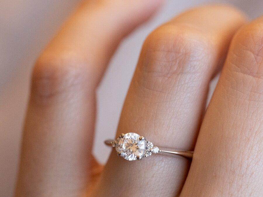 Die richtige Ringgröße