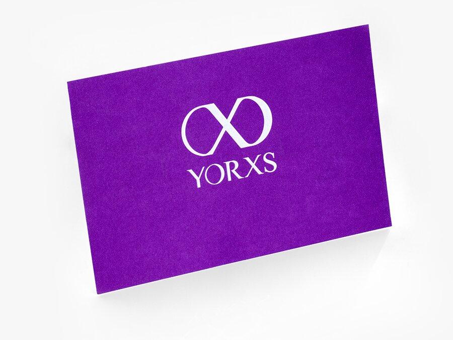 Gutschein von Yorxs