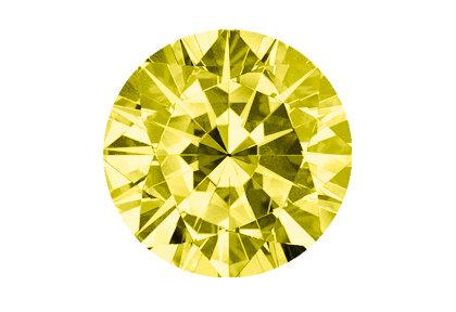 Beispielhafte Abbildung, Gelber Diamant, Deep