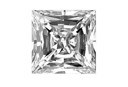 Princess Diamant beispielhafte Ansicht