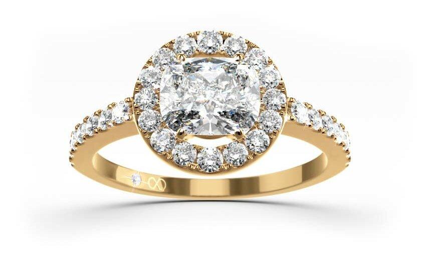 Ring 750 Gelbgold (18K)