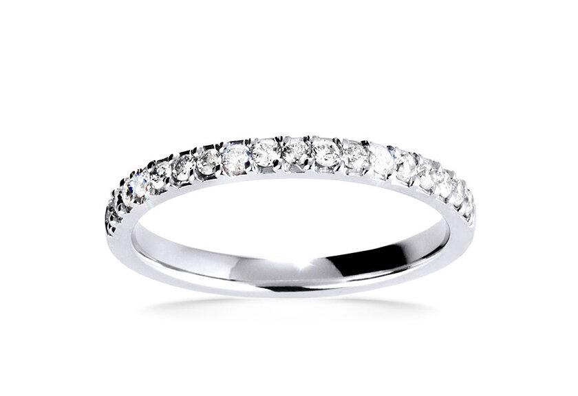 Klassische Verlobungsringe: Eternity Ring